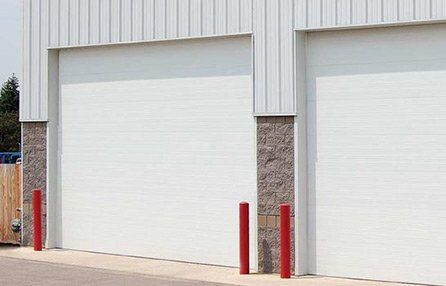 Insulated Commercial Garage Doors Minocqua WI