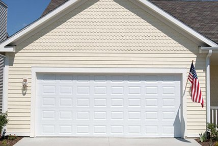 Raised Panel Garage Doors WI