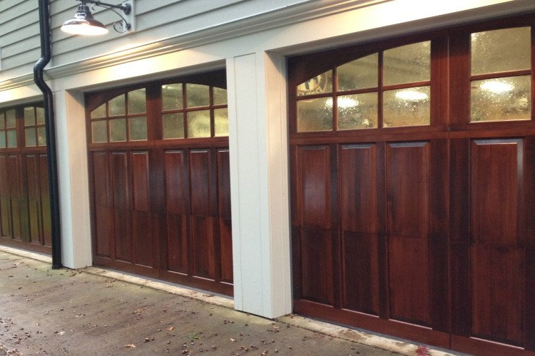Wood Garage Doors Minocqua & Eagle River WI