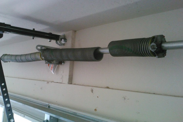 Beau Garage Door Spring Repair Eagle River Wisconsin